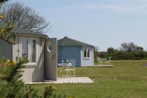 Coastal Cabins, glamping at its finest in North Devon on a 3 acre site