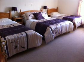 West Titchberry Farm B&B family room. Wonderful relaxed breaks nr Hartland Point