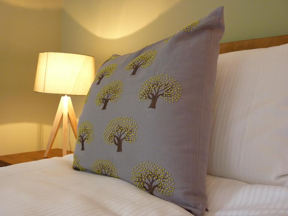 Guest room at Hartland Mill B&B, wonderful bed and breakfast in North Devon