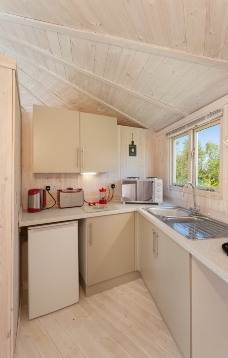 All year round finest glamping in North Devon