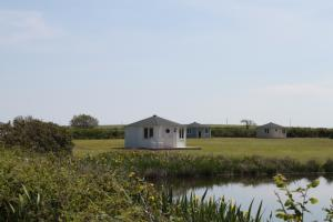 Coastal Cabins, finest glamping in North Devon on a coastal, lakeside site