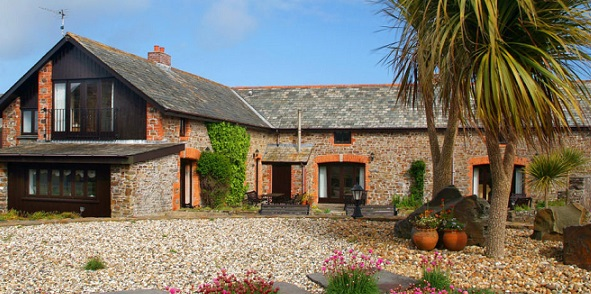 Downe Cottages - a fabulouse complex of eight, very high quality self catering properties in Hartland, North Devon