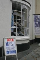 Hartland's Tourist Information Hub at The White Hare Gallery, 67 The Square Hart