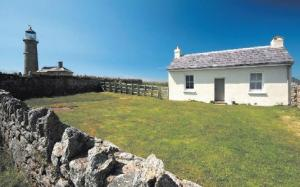 The Old Light Cottage, Lundy Island short breaks and holidays, North Devon