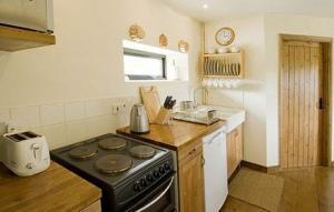 Roseland Barn kitchen, Southole Barns, Hartland, North Devon