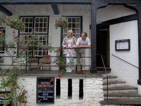 The New Inn, Clovelly, North Devon