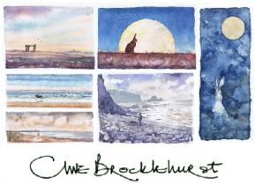 White Hare Gallery, Hartland - original watercolours, prints, gifts, cards