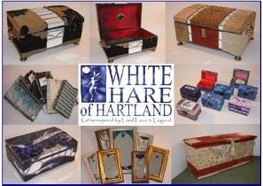 White Hare Gallery, Hartland - original watercolours, prints, gifts, cards and b