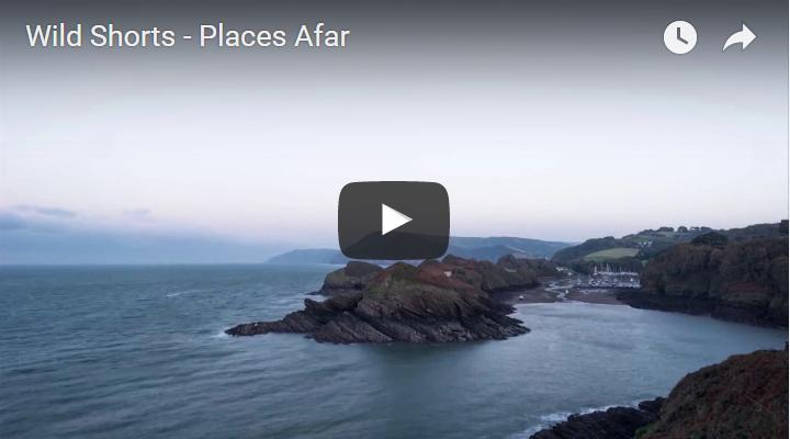 Places Afar - a short video celebrating N Devon's outstanding natural beauty