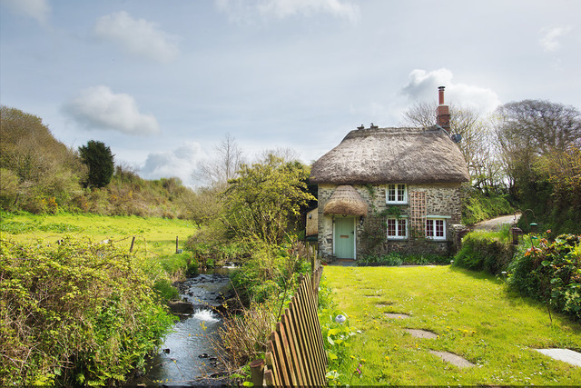 Philham Water Holiday Cottage, North Devon