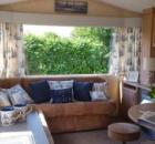 Lovely, coastal inspired self-catering caravans in a superb location close to Hartland town