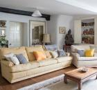 The lounge at 2 Harton Manor Bed and Breakfast, the perfect place to stay in North Devon and North Cornwall
