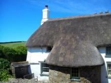 East Titcherry Farm Cottage - wonderful self catering right on the Hartland coastline, North Devon