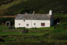 Blackpool Mill Cottage Exterior Hartland Peninsula, North Devon