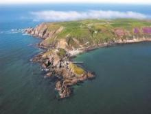 Lundy Island, very special short breaks and holidays off the coast of North Devon and North Cornwall