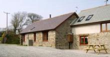 The Stable exterior, Pattard Barn Conversions, Hartland, North Devon